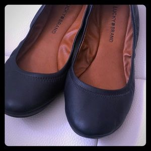 Lucky shoes navy